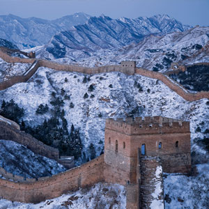 Jinshanling Great Wall Picture 3