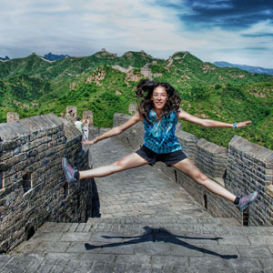 Jinshanling Great Wall Picture 4